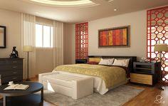 Contemporary Bedroom Design Aswin G, via 500px