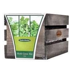 three in one herb garden kit