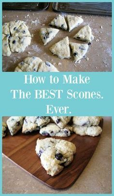 The Best Scones EVER! The most popular scones recipe on my website and for good reason : you will NEVER MAKE ANOTHER SCONES RECIPE AGAIN after this one!! From @kitchenmagpie