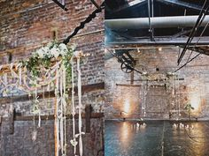Industrial Chic and Warehouse wedding inspiration