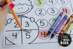Kindergarten and first grade ideas, activities, and curriculum!