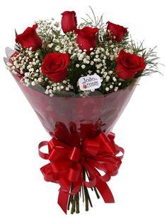 Beautiful Bouquet Of Flowers, Beautiful Flower Arrangements, Love Flowers, Floral Arrangements, Flower Garland Wedding, Flower Garlands, Beautiful Gif, Beautiful Roses, Colorful Roses
