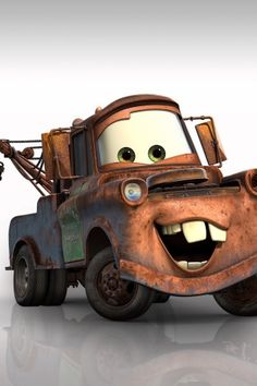 Cars   Mater iphone wallpapers
