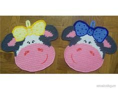 Do you like potholders??? Just have a look at this site!! many many crochet patterns with diagrams!!