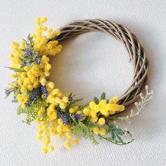 Fabric Wreath, Wedding Goals, Hanging Ornaments, Fall Wreaths, Flower Crafts, Craft Gifts, Grapevine Wreath, Floral Arrangements, Beautiful Flowers