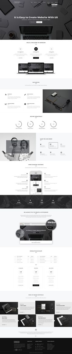 Black Label - bootstrap multipurpose responsive template
