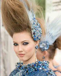Couture hair