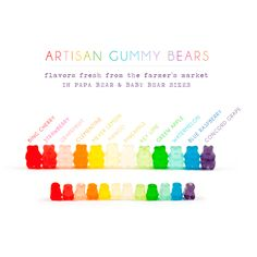 Sugarfina - Mama Bears....mmmmmmm