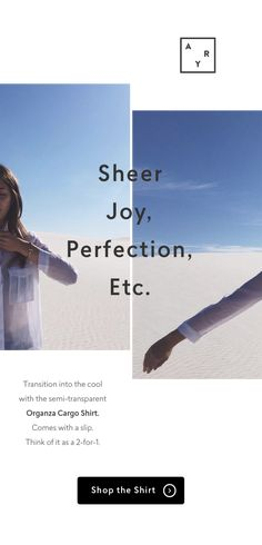AYR: This is the perfect shirt. | Milled