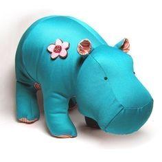 How hippo!