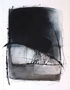 art journal - expression through abstraction — Kitty Sabatier Abstract Landscape, Abstract Art, Landscape Design, Abstract Sketches, Picasso Paintings, Artist Sketchbook, Modern Art Paintings, Bear Art, Black And White Abstract
