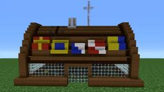 Minecraft 360: How to Build The Krusty Krab