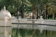 Parque Ribalta, Castelló de la Plana Valencia, Costa, Taj Mahal, Spain, Building, Travel, Image, Cities, Community