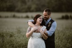 Romantic candid wedding photo in the smoky mountains.    Where to get married in the Smoky Mountains.