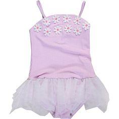 Seafolly Kids - Vintage Vacation Ballerina Tutu (Infant/Toddler/Little Kids/Big Kids)