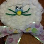 Easy Crafts for Kids : Paper Plate Easter Bunny. Make a quick and easy bunny with simple supplies you have at home.