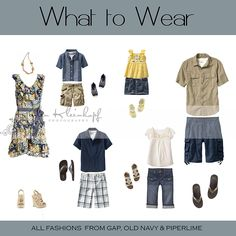 What to wear by Karlen Kleinkopf Photography!