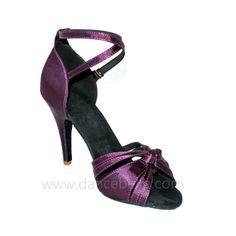 PURPLE!! Ballroom Dance Shoes