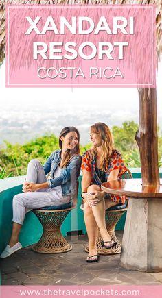 Xandari Resort in Costa Rica - perfect location close to San Jose airport.