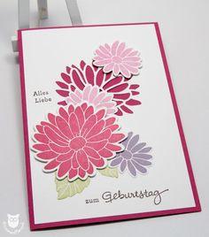 Flower | Stamped envelope
