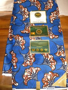 tissu wax africain   d, wax and hibiscus