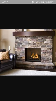 And while we're at it, might as well resurface fireplace.