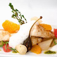 Zur Fastenzeit gibt's Seefisch und Predigt... bei mir nur Seefisch! · Berliner Speisemeisterei