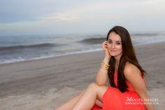Senior Photos, Girls' Senior Photos, Senior Pictures, Beach Senior Photos, portraits, photography, Beach photography, Jacksonville Florida