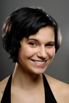 Longer Pixie with Fringe, would like this with longer bangs