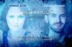 """Yet another music video in American Sign Language by the renowned Jules Dameron is currently in the works. """"Let it Go"""" from Disney's Frozen is a worldwide phenomenon that has impacted many. Our ten-member team consists entirely of deaf and hard of hearing people to make this video come to fruition. Our goal is to continue to give deaf and hard of hearing artists opportunities to demonstrate their extraordinary skills.  DONATE HERE: https://vamefunding.com/let-it-go-asl/"""