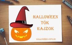 Halloween tök rajzok ~ Halloween.info.hu Halloween, Flag, Country, Decor, Art, Art Background, Decoration, Rural Area, Kunst