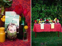 """Casamento inspirado no filme: """"O Fabuloso Destino de Amélie Poulain"""""""