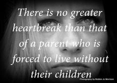 """Understanding Stages of Grief applied to Parents Affected by Parental Child Abduction / Alienation / Retention 
