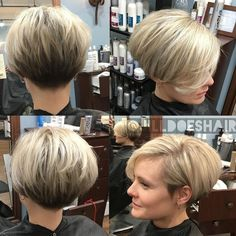 bob hairstyles with bangs over 50 60 Hottest Bob Hairstyles for Everyone! (Short Bobs, Mobs, Hottest Bob Hairstyles for Everyone! Pixie Bob Haircut, Bob Hairstyles With Bangs, Classic Hairstyles, Short Bob Haircuts, Short Wedge Hairstyles, Undercut Pixie, Popular Hairstyles, Gorgeous Hairstyles, Layered Haircuts