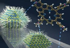 Combining quantum dots and organic molecules can enable solar cells to capture more of the sun's light.  Organic molecules aid charge transfer from large lead sulfide quantum dots for improved solar-cell performance. Light from the sun is our most abundant source of renewable energy. Researchers at KAUST have discovered that the efficiency of solar cells can be boosted by combining inorganic semiconductor nanocrystals with organic molecules.