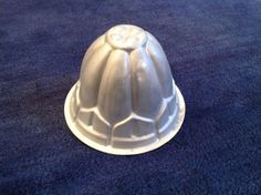 Vintage Aluminium Jelly Mould
