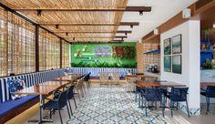 Restaurante - Restaurante Velero - Hotel Praia Linda - Saporito engenharia - Studio 021
