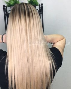 [New]The 10 Best Hairstyles (with Pictures) – Technique # Fleece. Cold Blonde, Blonde Hair Paint, Hue Color, Hair Painting, Hair Today, Amazing Photography, Cool Hairstyles, Cool Style, Long Hair Styles