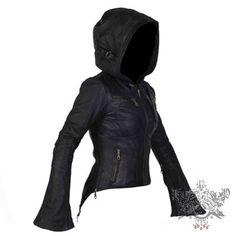 Jan Hilmer Zoom Leather Jacket – FIVE AND DIAMOND