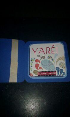 Inside bday card.....DAAC