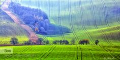 Up and down in Moravia by Jarmila #landscape #travel