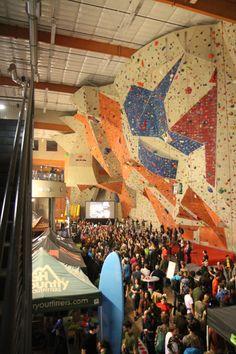 Rock and Rave - Stone Summit Climbing Gym in Atlanta, GA
