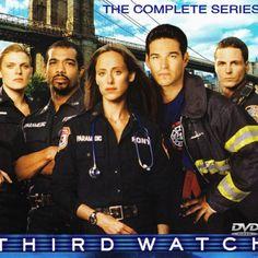 Third Watch: The Complete Series DVD Box Set