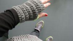 Wristwarmers DIY gratis patroon