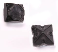 Kirkpatrick 153 Iron Door Studs - These are quality, iron door studs. Available in a square or diamond style and in various sizes. Unsurpassable British quality, hand forged in a foundry in the West Midlands.