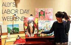 Ally Gong's art!