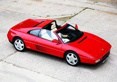 1993 Ferrari 348 TS