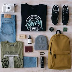 This week's picks featuring the latest from @stussy.   #UOMens