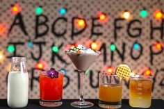 Stranger Things Cocktails For Your Premiere Party