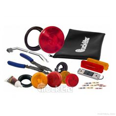 Make sure your truck or your loved one's truck has one of these - Truck-Lite Roadside Repair Kit 97382